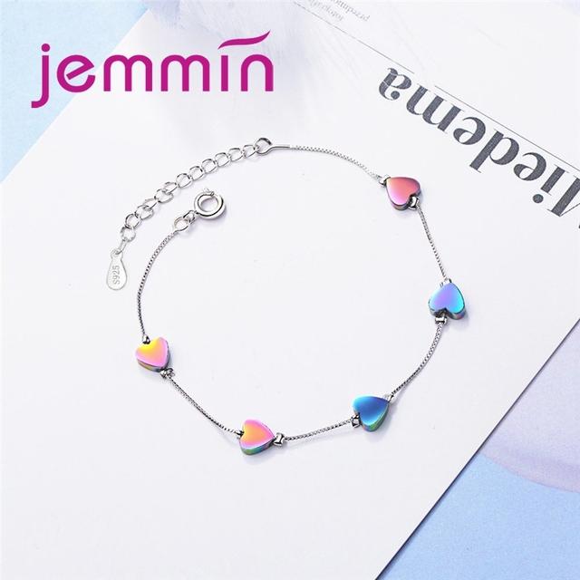 Fashion Girls Silver Bracelet