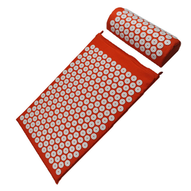 Acupuncture Mat Massage Yoga Mats Fitness