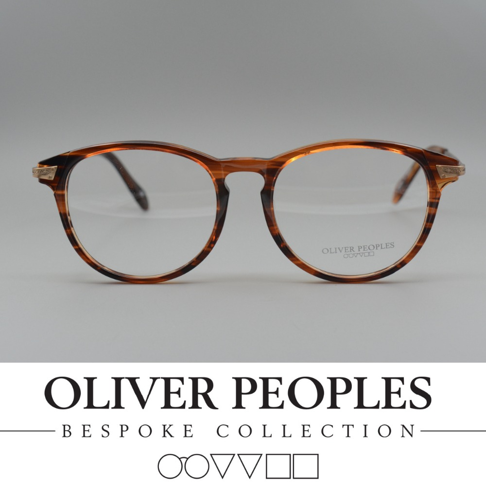 Round Glasses No Frame : Free shipping No BurdenOliver peoples OV5264 Vintage ...