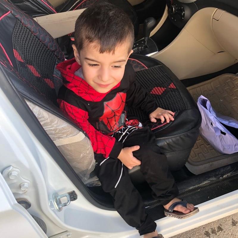 2019 Boys Clothes Tracksuit Spiderman 2st / set Passar Barnkläder - Barnkläder - Foto 2