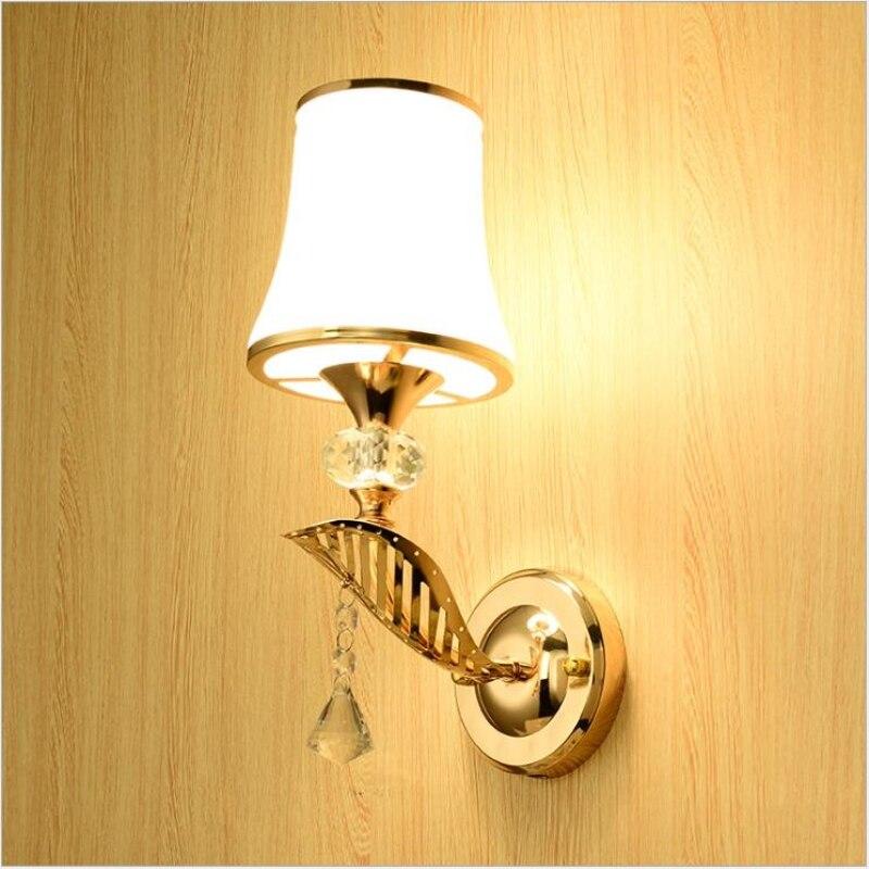 Nordic Bedroom Bedside Lamp Wall Lamp Simple Modern Aisle Corridor Hotel Golden Background Wall Lamp Creative LED Lamp nordic bedroom bedside lamp wall lamp simple modern aisle corridor hotel golden background wall lamp creative led lamp