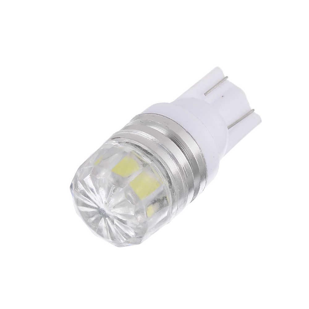 1PC T10 LED W5W 3W Interior White LED Indoor Instrument Panel Side Light Reading Light White Light