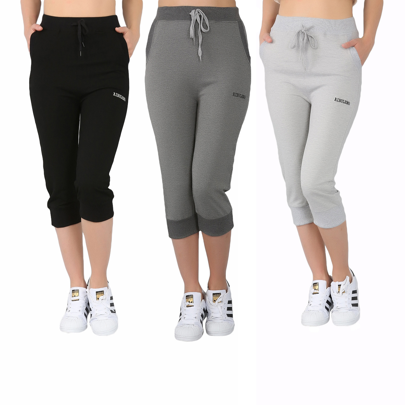 ZERLOS 2017 summer New Sweatpants Women Trousers Casual ...