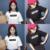 ALIPOP GOT7 MARCA JB Álbum Camisetas K-POP KPOP 2016 Nuevo moda Casual de Algodón, Camiseta, Camiseta de Manga Corta Tops T-shirt DX340