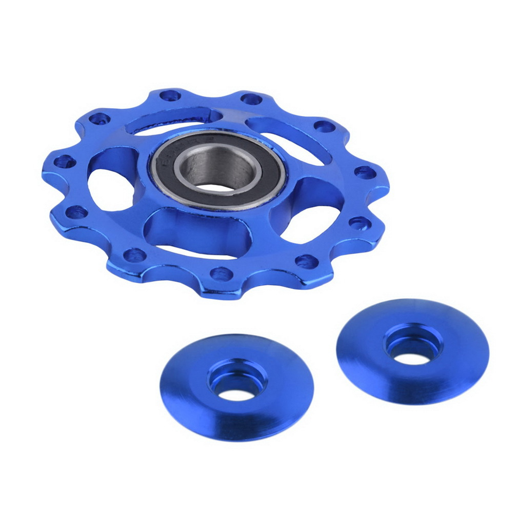 Wheel-Bearing Mountain-Bike Guide-Wheel Dial-Guide 11 Sprocket Anode Tooth Cnc-Dial After
