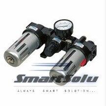 3/8 '' bc3000 3 in 1 pneumatico filtro aria regolatore lubrificatore con manometro  3/8 '' bc3000 3 in 1 pneumatico filtro aria regolatore lubrificatore con manometro