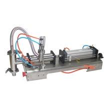 SHENLIN 1000 мл машина сироп соус наполнителя напитков химических косметическое масло фасовки пневматического наполнитель полу-automati