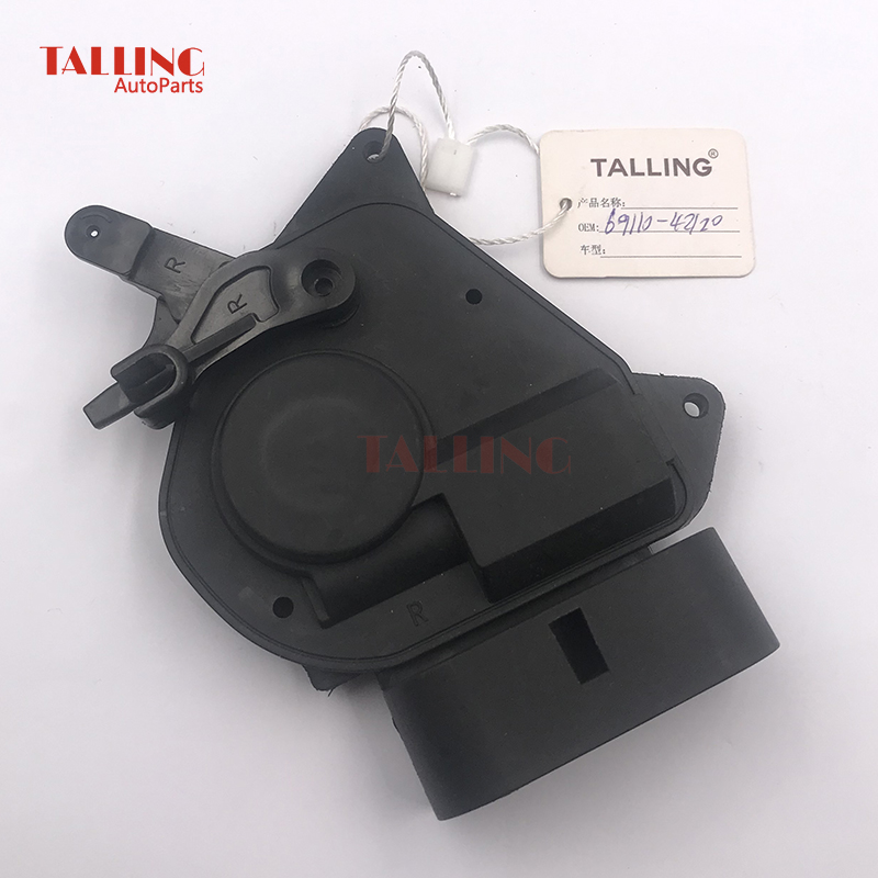 <font><b>69110</b></font>-<font><b>42120</b></font> Front right Door Lock Actuator For TOYOTA RAV4 2000-2005 L4 2.0 1.8 2.4 <font><b>69110</b></font> <font><b>42120</b></font> 6911042120 High quality image