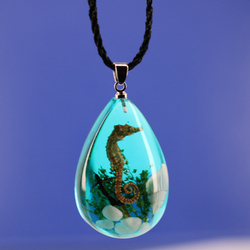 1Pcs seahorse Pendant Necklace
