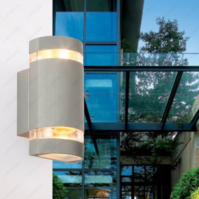 12W LED COB Exterior UpDown Wall Sconces Waterproof Light Fixture