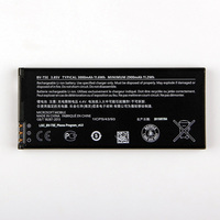 New Original Nokia BV T5E Phone Battery For Nokia Lumia 950 RM 1106 RM 1104 RM