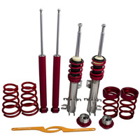 Coilover Suspension Kit for Fiat Grande Punto 199 FOR Opel Corsa D/E Adjustable Coil Spring Over Struts / Shock Absorber