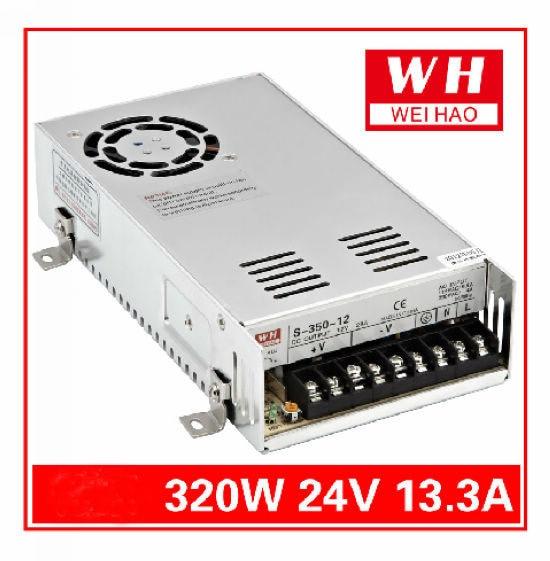320W switching power supply CNC 24V 13A Regulated Switching Power Supply AC 220V to 320W/DC24V/13A bigbigroad for skoda superb car wifi dvr video recorder hidden installation fhd 1080p night vision dash cam car black box