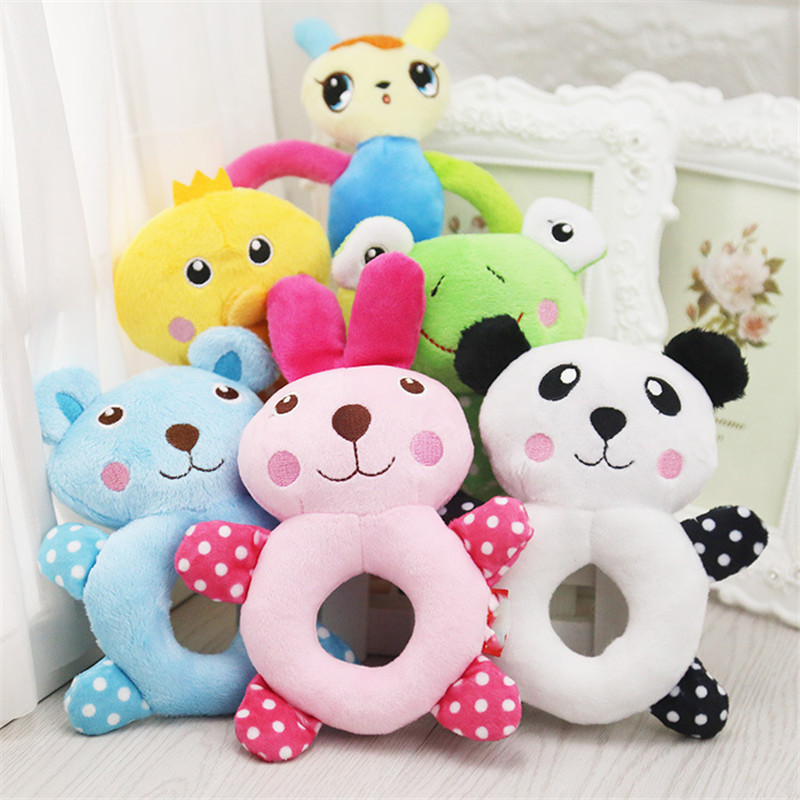 New Fashion Wistiti Dog Toys Lovely Little Animal Dogs Train Their Molars To Bite Sound Toys Pet Supplies Accessories