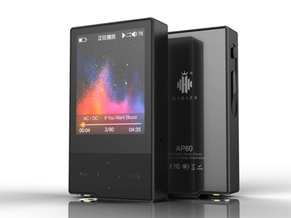 Ep3 Iem Mp3 Hidizs Ap60 Mkii Metall Version Dsd Usb Dac Hifi Verlustfreie Tasche Bluetooth 4,0 Apt-x Musik-player Tragbares Audio & Video Unterhaltungselektronik