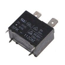2 предмета SFK-112DM SFK-112 20A 250V AC DIP-4 триггерный релейный модуль 3x1,6x3,8 см; Цвет: черный
