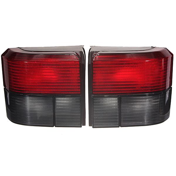 Pai Transporter T4 Caravelle Fumado Red Tail Lâmpada Luz Traseira Para VW Esquerda & Direita Motorista de Passageiros