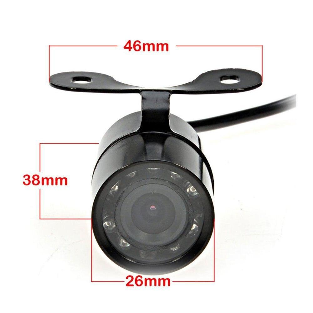 Auto Einparkhilfe IR Infrarot licht Wasserdichte Rückfahrkamera IR Nachtsicht für hintere Backup-ansicht Kamera