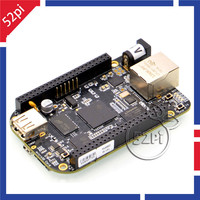 Beaglebone Black Rev C 4GB 512MB Single Board Development Platform Linux Android
