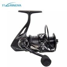 Tsurinoya TSP3000 Spinning Fishing Reel 11+1BB/ 5.2:1 Full Metal Max Drag: 8kg Jig Ocean Boat Lure Reels Carretes Pesca Molinete