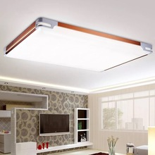 HAWBOIRRY LED living room aisle balcony hall bedroom restaurant hotel modern minimalist puzzle into cell shape ceiling lamp