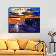 Watercolor Abstract Lake Scenery Wall Pictures Canvas Painting Calligraphy Poster Print Decorative for Living Room Home Decor model fans instock 36cm duel monsters blue eyes ultimate dragon gk resin made figure toy for collection not contain kaiba seto