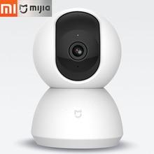 Original Xiaomi Smart Camera 360 Ângulo 720 P Visão HD Noite Casa Inteligente sem fio Wi-fi IP Webcam Cam APLICATIVO Para um crescimento inteligente casa