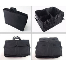 Portable Car Trunk Storage Organizer Box