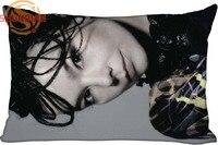 New Custom Bjork illowcase Zippered Pillow Retângulo Casos Capa Tamanho 45X35 cm  40x60 cm  45X75 cm  50X75 cm (Dois lados)|Fronha| |  -