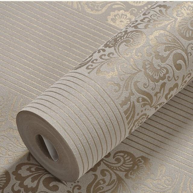 Compre beibehang tv fundo papel de parede for Papel pintado para paredes 3d