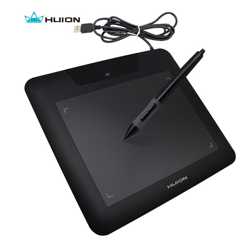 """Бесплатная доставка Новый HUION 680 S 8 """"цифровой графический Планшеты USB Профессиональный рисунок Планшеты Книги по искусству анимации цифровая ручка Планшеты pad"""