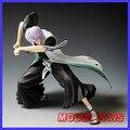 FÃS MODELO IN-STOCK AFORCE 20 cm Posição de Batalha GK resina BLEACH Ichimaru Gin feito figura para Coleção