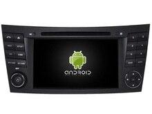Android 8.0 8-ядерный 4 ГБ Оперативная память dvd-плеер автомобиля для Mercedes-Benz w211w463 W219 IPS сенсорный экран штатные ленты рекордер радио GPS