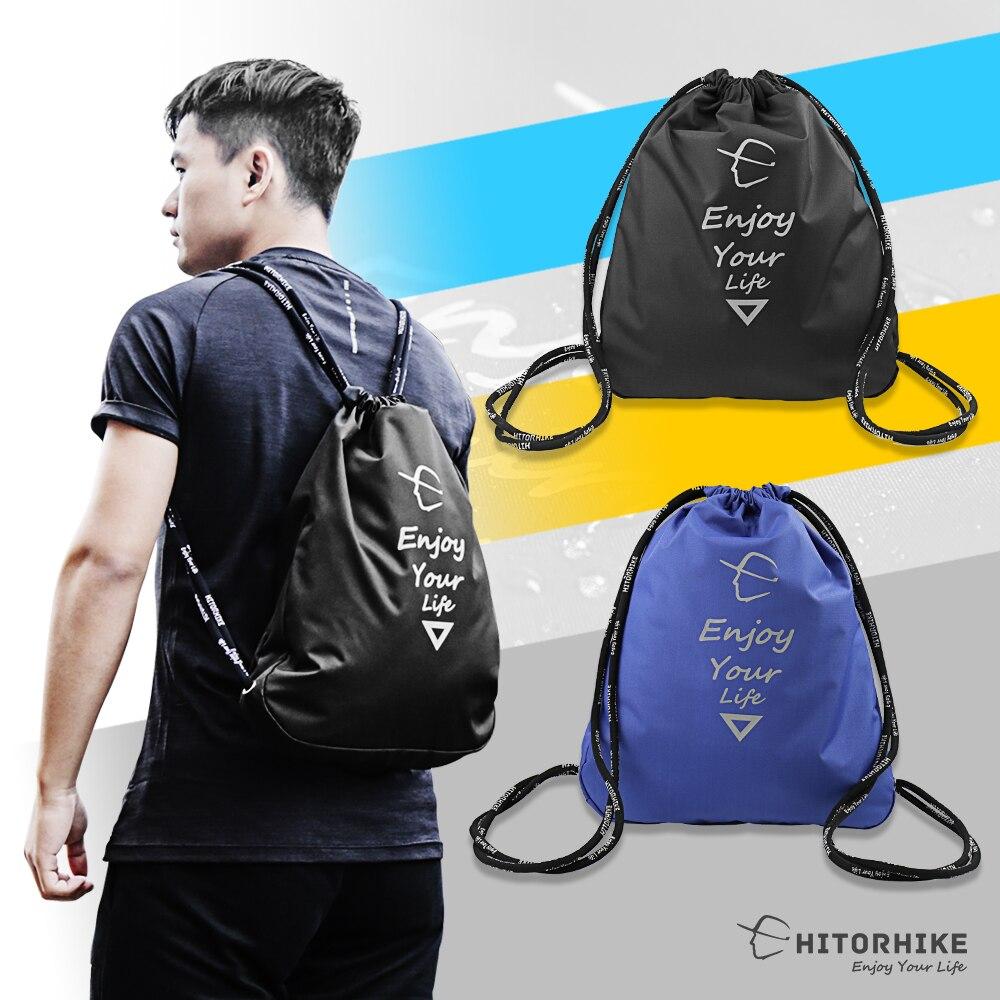 Beg Sukan untuk Lelaki Wanita Gym Beg Kecergasan Backpack Ranjang untuk mendaki Berbasikal Beg Panjat Pakej Ransel rim kecergasan Unisex