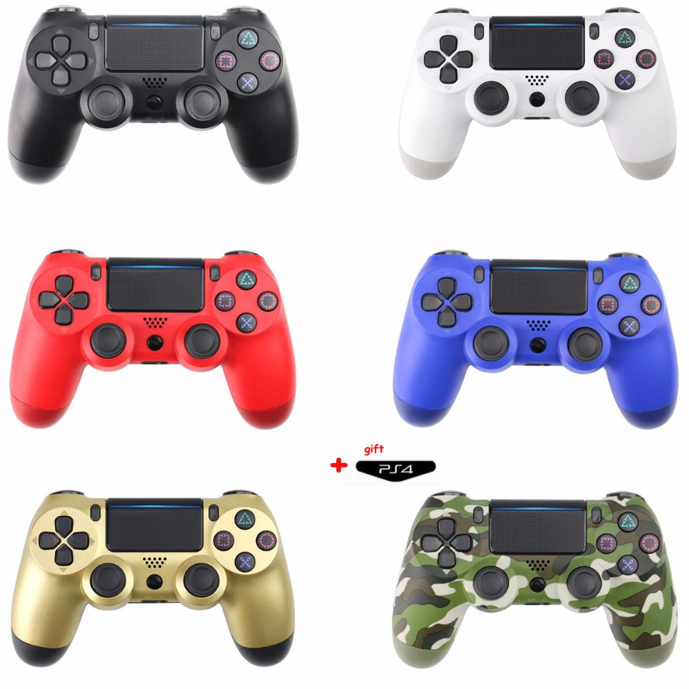 Wireless Game Controller For PS4 Pro Controller Bluetooth 4.0 Wireless Joystick Gamepads For Doubleshock 4 PS4 Pro
