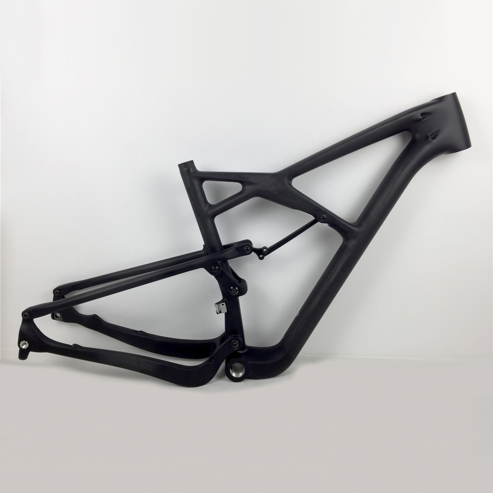 Smileteam 29er full suspension carbon frame,carbon MTB frame 29 mtb carbon frame 29er with cheap price EMS Free Shipping smileteam new 27 5er 650b full carbon suspension frame 27 5er carbon frame 650b mtb frame ud carbon bicycle frame