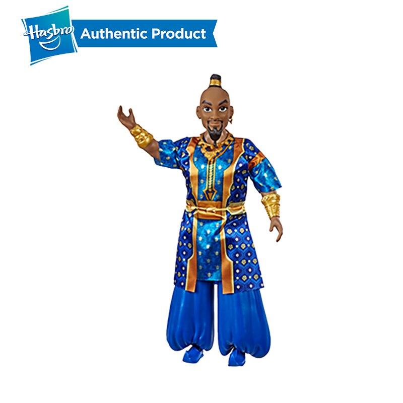 Image 3 - Hasbro Disney Aladdin Glamorous Jasmine Deluxe Fashion Doll Jasmine Doll Aladdin Movie Gift For Kids 3 Years Old-in Dolls from Toys & Hobbies