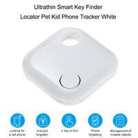 Ultrathin Mini Smart Key Finder Anti Lost Wallet Pet Child Locator Kid Phone Bag Luggage Tracker