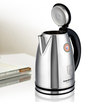 KAMJOVE T-190 electric kettle stainless steel kettle electric 2L large capacity stainless steel electric kettle фото