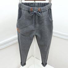 kobiety spodnie jesień zima