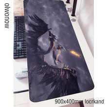 dark souls mouse pad gamer 3d 90x40cm notbook mouse mat gaming mousepad large Fashion pad mouse PC desk padmouse mats(China)