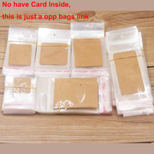 100pcs Storage Bags Different Size Clear Self Bag Adhesive Seal Plastic Packaging OPP Poly Gift Resealable Cellophane