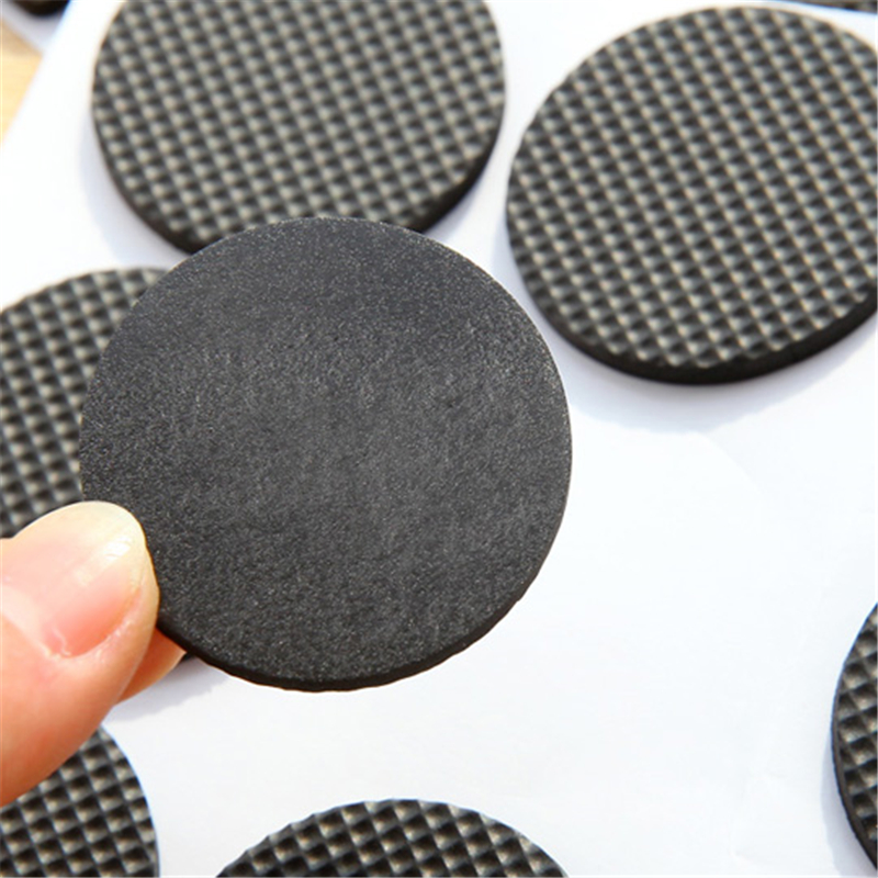 Charmant 2Set EVA Antiskid Shockproof Sticker Tape Mute Pads Chair Non Slip Pad Desk  Feet Mats Furniture Pad Cover Square HY842 In Computer Cables U0026 Connectors  From ...