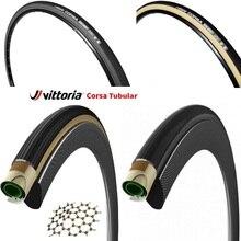 Vittoria Corsa G + трубчатая шина для дорожного велосипеда, трубчатая шина для велосипеда, подходит для 28 дюймов x 25 мм 28 дюймов x 23 мм, трубчатый обод,...