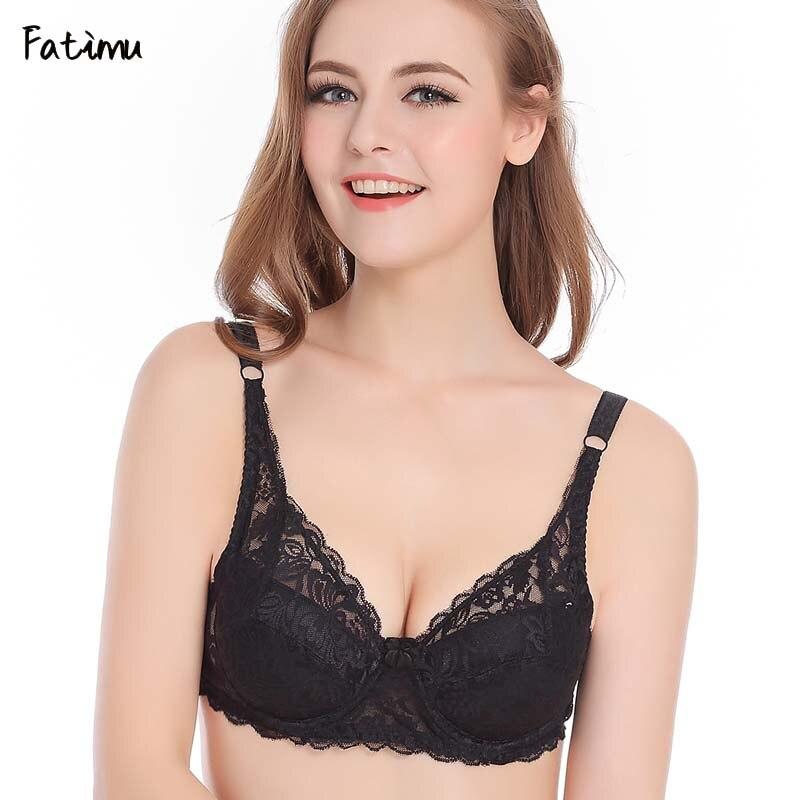 7836a562f4dc9 Fatimu Women s Lace Underwire Push Up Bra Sexy Underwear Bras For Women  Bralette Lingerie Intimates Lace
