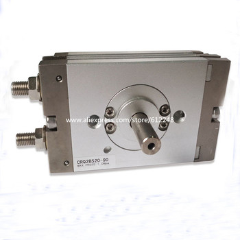 CRQ2BS40-90 CRQ2BS40-180 SMC Type Thin Swing Pneumatic Cylinder Rotating Air Cylinder