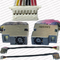Testado novo laptop oem ac dc power jack soquete do conector do cabo de fio para hp probook 450 g3 série 827039-001 804187-f17 (V7-10)