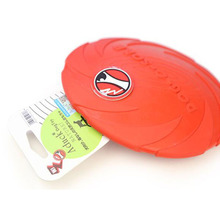New Dog Toy Soft Eco-friendly Natural Rubber Pet Dog Frisbee Flying Disc Training Toy for Dogs S/M/L