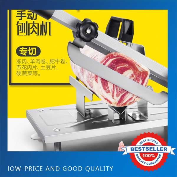 Meat Cutting Machine Manual Meat Slicer Beef Mutton Slices Home Manual Meat Machine