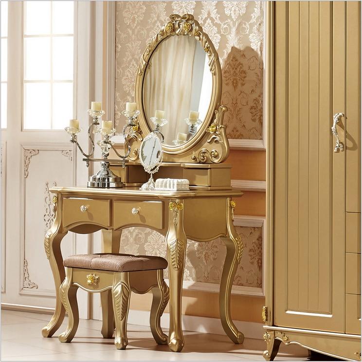 High End Modern Furniture: High End Modern Wedding Vanity Table Wood Home Furniture
